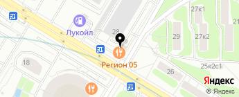 КИП АВТО на карте Москвы