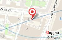 Схема проезда до компании Малако Корпорэйт Сервисез в Москве