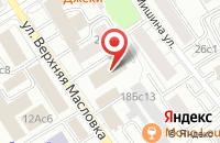 Схема проезда до компании БизнесГарант в Москве