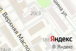 Схема проезда до компании Спортивное покрытие в Москве