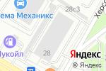 Схема проезда до компании STELLA RISU в Москве