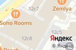 Схема проезда до компании Американские интерьеры в Москве