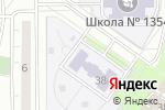 Схема проезда до компании Средняя общеобразовательная школа №1354 с углубленным изучением английского языка в Москве