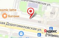 Схема проезда до компании Астари в Москве
