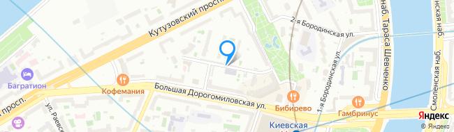 Малая Дорогомиловская улица