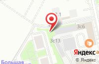 Схема проезда до компании Карасино-Восток в Москве
