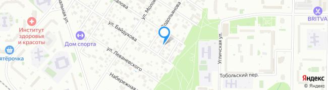 улица Ширшова