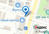 Магазин садово-хозяйственных товаров и сантехники на карте
