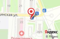 Схема проезда до компании Магазин мясной продукции в Подольске