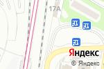 Схема проезда до компании Tele2 в Москве