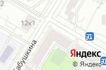 Схема проезда до компании Бухгалтер в Москве