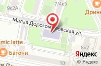 Схема проезда до компании Фирма Росс-Плюс в Москве