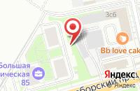 Схема проезда до компании Ремянники-4 в Москве