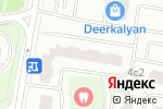 Схема проезда до компании Iq clinic в Москве