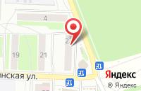 Схема проезда до компании Пятерочка в Подольске
