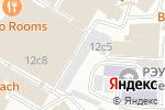 Схема проезда до компании ViaCapella в Москве