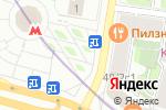 Схема проезда до компании Магазин чулочно-носочных изделий в Москве