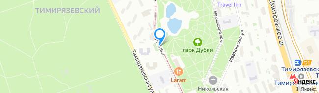 улица Дубки