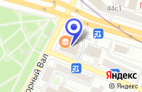 Схема проезда до компании КБ ИНГ БАНК (ЕВРАЗИЯ) в Москве