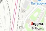 Схема проезда до компании Секонд-хенд на Люблинской в Москве