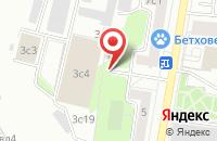 Схема проезда до компании Стомп в Москве