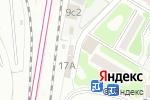 Схема проезда до компании Многопрофильный магазин в Щербинке