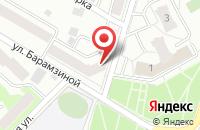 Схема проезда до компании Мирель в Подольске