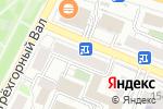 Схема проезда до компании Маэстро Ровалс в Москве