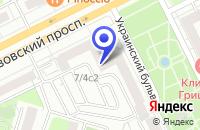 Схема проезда до компании КОРПУНКТ KYODO NEWS в Москве