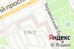 Схема проезда до компании Technocom Injenering в Москве