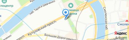 Детский сад №411 на карте Москвы