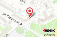 Схема проезда до компании Викар плюс в Подольске
