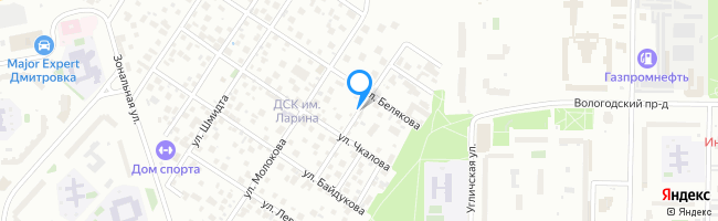 улица Водопьянова