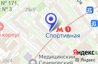 Схема проезда до компании ПРОИЗВОДСТВЕННАЯ КОМПАНИЯ МЕТАКОМ в Москве
