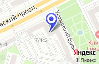 Схема проезда до компании КОРРЕСПОНДЕНТСКИЙ ПУНКТ SKY NEWS в Москве