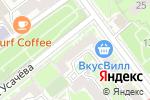 Схема проезда до компании Талассопроф в Москве