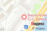 Схема проезда до компании Mar`o в Москве