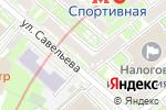 Схема проезда до компании ЭлРоскомплект в Москве