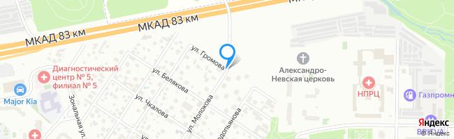 улица Громова