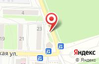 Схема проезда до компании Дмитровский молочный дом в Подольске