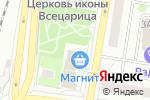 Схема проезда до компании Горкасса-Л в Москве