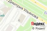 Схема проезда до компании Лаборатория в Москве