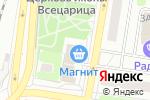 Схема проезда до компании Спортбет в Москве