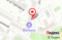 Схема проезда до компании Салон обуви в Подольске