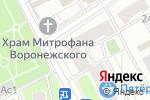 Схема проезда до компании Почтовое отделение №127287 в Москве