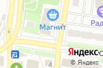 Схема проезда до компании Киоск овощей и фруктов в Щербинке