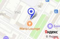 Схема проезда до компании ПТФ ТОП-ОФИС в Москве