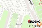 Схема проезда до компании Кутузовский-ДК в Москве