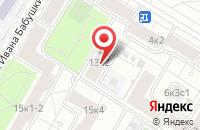 Схема проезда до компании Фест Про Трэвел в Москве