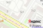 Схема проезда до компании Почтовое отделение №117292 в Москве